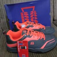 Sale Sepatu Badminton RS 571 Rainforce Speed Sirkuit 571 Grey Black