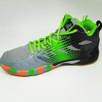 Terhot Sepatu olahraga specs quicker mid granite green original new