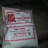 Tepung beras - Rose Brand - 1/2 kg