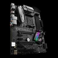 DISKONAN Asus ROG STRIX B350F Gaming AM4 AMD Promontory Murah