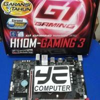 PROMO MURAH GIGABYTE GA H110M Gaming 3 YE COMPUTER Murah