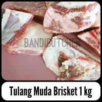 Tulang Iga Brisket Tulang Sop Muda Daging Sapi Brisket Bone Bandi