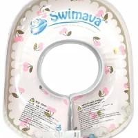 Swimava G2 Body Ring Cherry / Ban renang anak untuk 6 bulan keatas