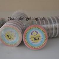 Tali Kawat Aksesoris 0,3 bahan Gelang Kalung craft fashion 0.3 mm