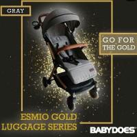 Stroller Babydoes CH3491 Esmio Gold Series NEW