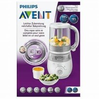 Philips Avent 4in1 Healthy Baby Food Maker Steamer and Blender