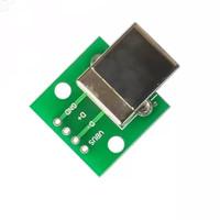 USB to DIP printer adapter board Female socket Arduino B type