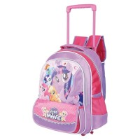 Tas Troli Trolly Troly Koper My Little Pony Anak Perempuan CRZ 199 C