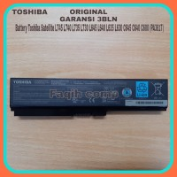 Batre Baterai Laptop Toshiba satellite C640 C645 C600 L740 L745