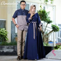 Gamis Couple / Baju GAmis couple ASMARADANA