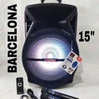 Speaker Bluetooth Portable Asatron HT 8888 15inch/Speaker Asatron 15