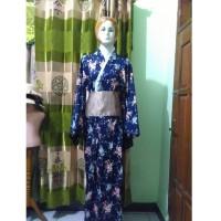 yukata baju adat tradisional jepang kimono