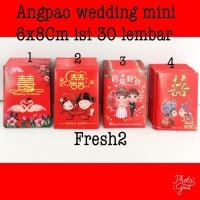 angpao mini wedding/angpao sangjit/amplop wedding