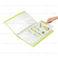 Bantex Display Book 60 Pockets Folio #3187