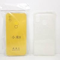 Anti Crack Xiaomi Mi 8 6.21 SoftCase Mi8 Xiaomi 8 Jelly Tahan Benturan