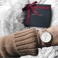 jam tangan wanita DANIEL WELLINGTON ORIGINAL CLASSIC PETITE MELROSE -