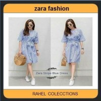 Dress artis DRESS CEWEK FASHION PAKAIAN KEMEJA WANITA BAJU ATASAN ZARA