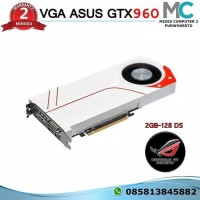 Nvidia Asus Gtx 960 oc 2gb 256bit