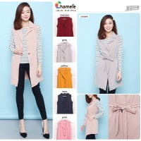 Chamele - Destiny Outer Long vest wanita 2102