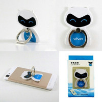 iRing Ring Hp Karakter Vivo Maskot / Ring Stand / Riing Holder
