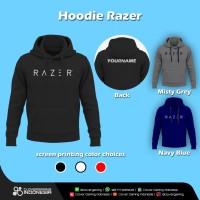 Hoodie Razer Logo    Jaket Apparel Gaming Esports