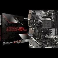 Asrock A320M-HDV (AM4, AMD Promontory A320, DDR4, USB3.1, SATA3)