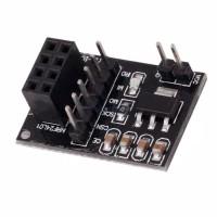 NRF24L01 Shield socket adapter board converter 3.3v arduino uno