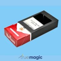 Vanishing Cigarette Case (Alat Sulap Rokok Box)