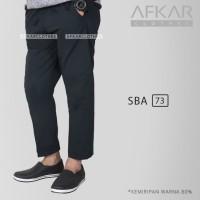 BIG SIZE SIrwal Ankle Pants / Celana Panjang Pria Celana Cingkrang SBA