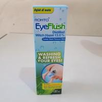 Rohto eyeflush ( cairan steril pencuci mata)