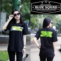 baju green force persibaya ori blue squad