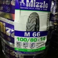 Ban Mizzle Tubeless 100/80-14 M66 - M77