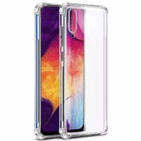 anticrack Samsung A50 case cover anti crack fuze acrylic