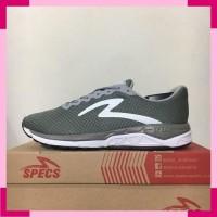 PROMO Sepatu Running/Lari Specs Dual Enduro Palona Grey 200549