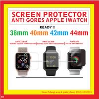 ANTI GORES SMARTWATCH APPLE IWATCH 40mm CLEAR GLARE SPY GELAP 401285