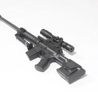 RSJ Mainan Sniper L96 Magnum AWP barret Spring baret M82 barett CS GO