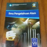 Buku paket IPA kelas 7 semester 2 K13