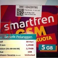 kartu perdana internet smartfren 6 gb kuota data 3gb 6gb alternat 13gb
