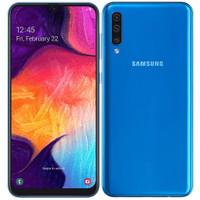 Samsung galaxy A50 2019 A505 ram 6/128 garansi resmi samsung ind- biru