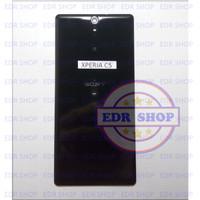 Backdoor Sony Xperia C5 E5506 E5553 E5563 Kesing Cover Tutup Batre Hit