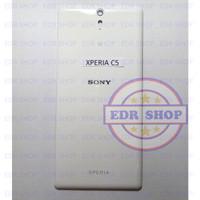 Backdoor Sony Xperia C5 E5506 E5553 E5563 Kesing Cover Tutup Batre Put