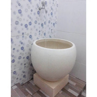 Bak mandi unik tipe bakul minimalis cantik