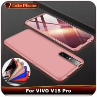 Casing VIVO V15 Pro V 15 Pro Hard Case Slim Fit Armor 360 Full Cover