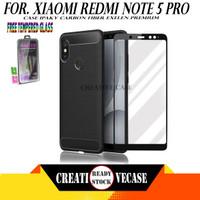 Case xiaomi Redmi note 5 Pro New Edition Casing Hp BackCase Cover