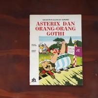 Asterix dan Orang-Orang Gothi oleh R. Goscinny dan A. Uderzo
