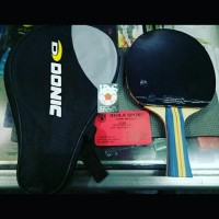 Bad Bet Bat Pingpong Donic Free Single Full Cover