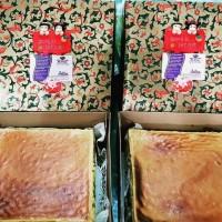 Kue Lapis Legit Full Wysman Telur Ayam Kampung (LPLG)