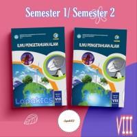 Buku IPA Ilmu Pengetahuan Alam SMP Kelas 8 Semester 1 Revisi 2017 2018