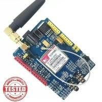 Bergaransi SIM900 SIM 900 Module GPRS GSM Arduino Shield Modul SMS