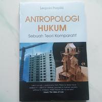 Buku Antropologi Hukum : Sebuah Teori Komparatif - Leopold Pospisil